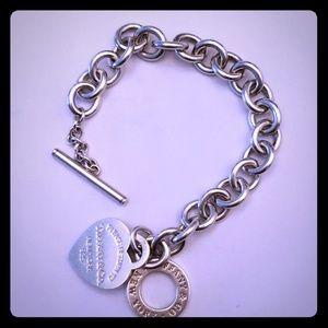 Tiffany & Co. Jewelry - Tiffany &Co..toggle bracelet